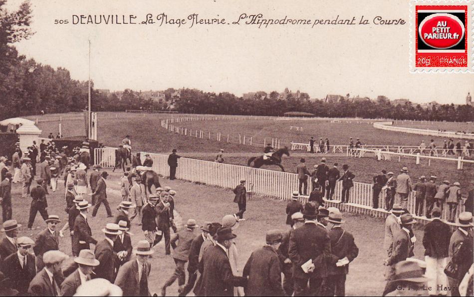 Deauville, PRIX DU HAVRE.