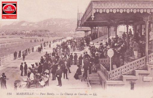 Marseille-Borély, GNT 2 EME ETAPE