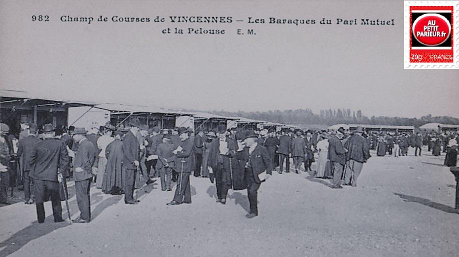 Vincennes, PRIX BERTRAND DELOISON